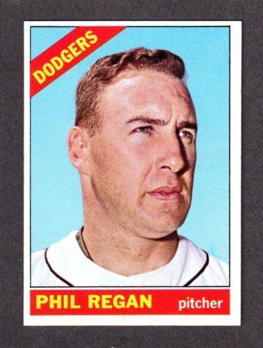1964 Topps #535 Phil Regan Detroit Tigers Baseball Card Verzamelingen Honkbal