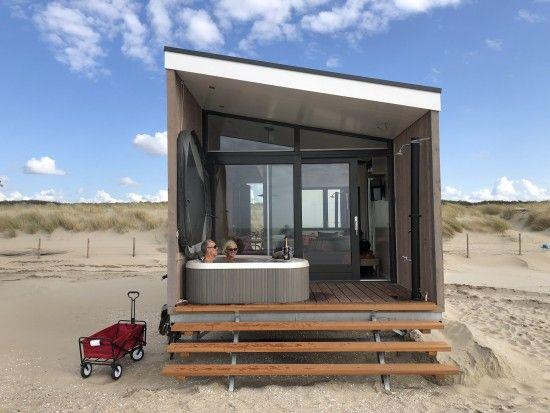 Luxus Ferienhaus am Meer Holland