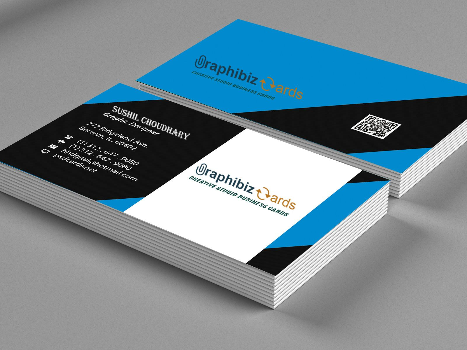 Professional Business Card Design Chandigarh Mohali Punjab Panchkula Delhi India