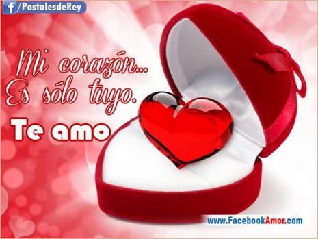 25 Imagenes Bonitas De Corazones Con Mensajes De Amor Para Dedicar Tarjetas Bonitas De Amor Mensajes De Amor Imagenes De Amor