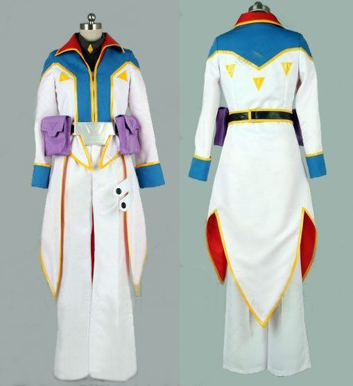 Yu-Gi-Oh ZEXAL Kite Tenjo Tenjo Kaito Clothing Cloth Uniform Cosplay Costume