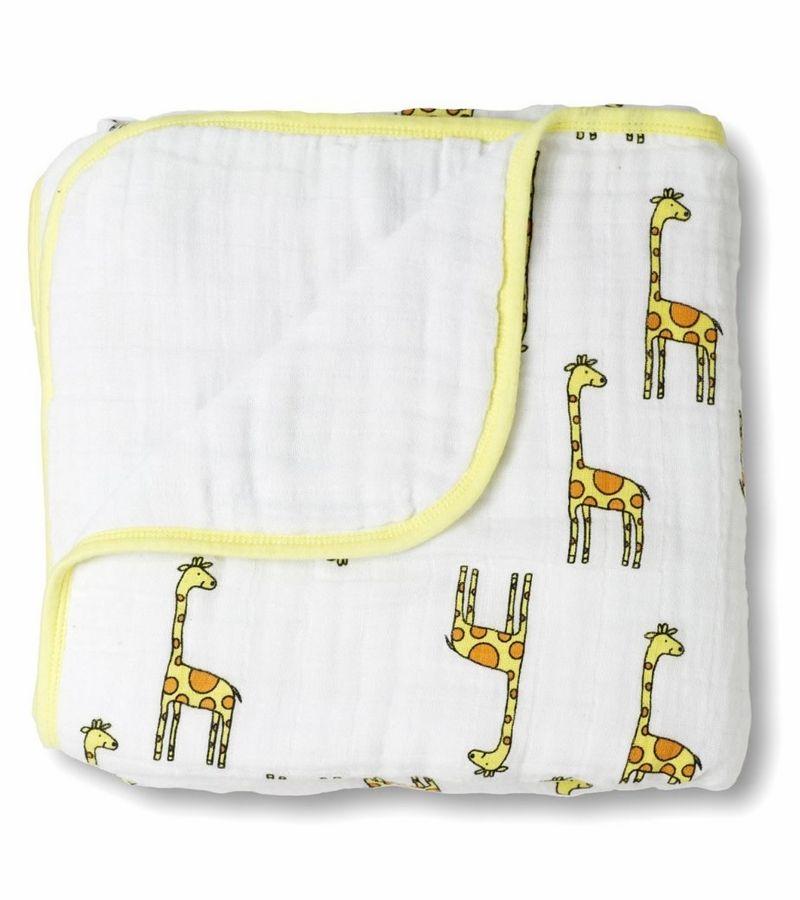Aden /& Anais Beginning Geschenk Set Jungle Jam Giraffe NEU