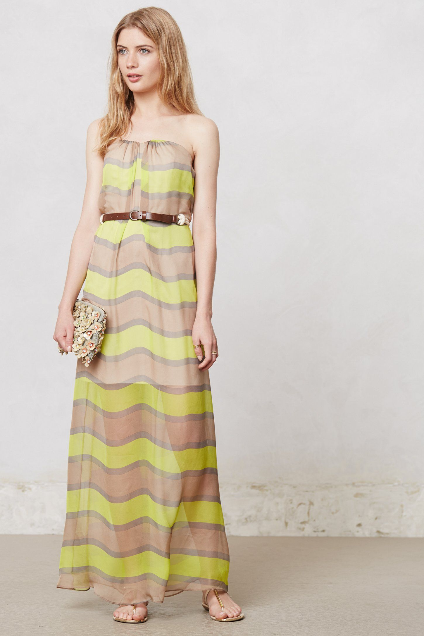 Marbella maxi dress anthropologie style pinterest