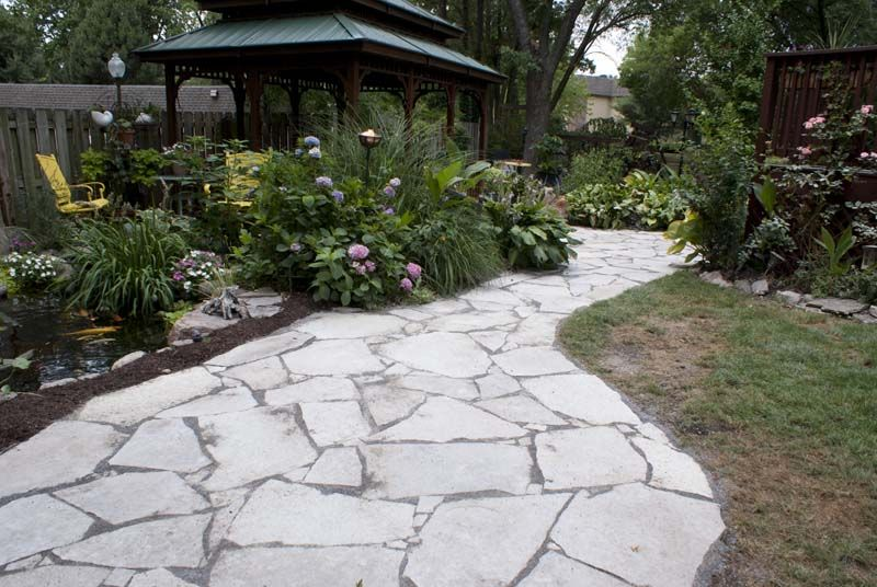 Image Result For Large Flat Stone Patio Patio Stones Patio Flat Stone Patio