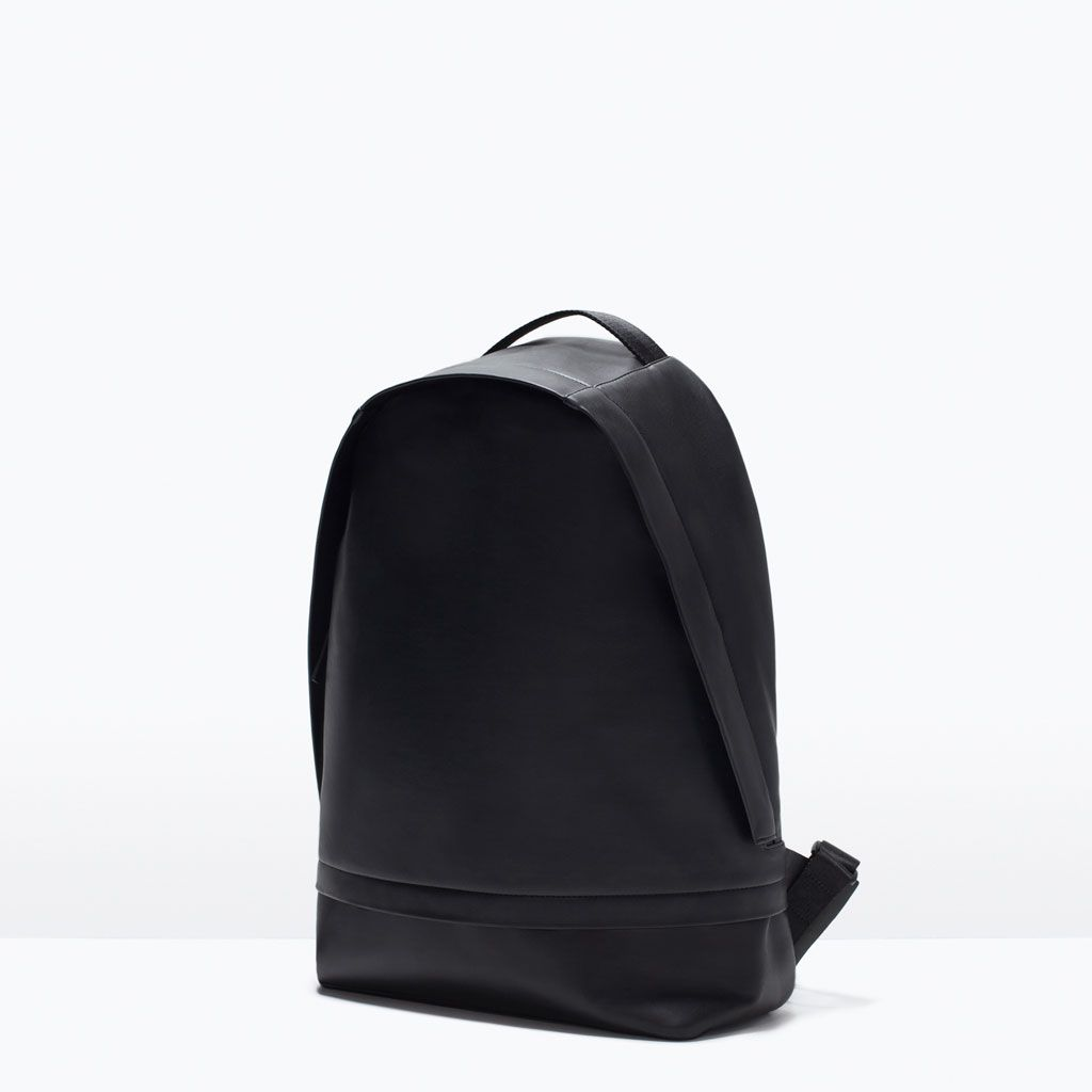 29463bd60 MINIMAL BACKPACK from Zara