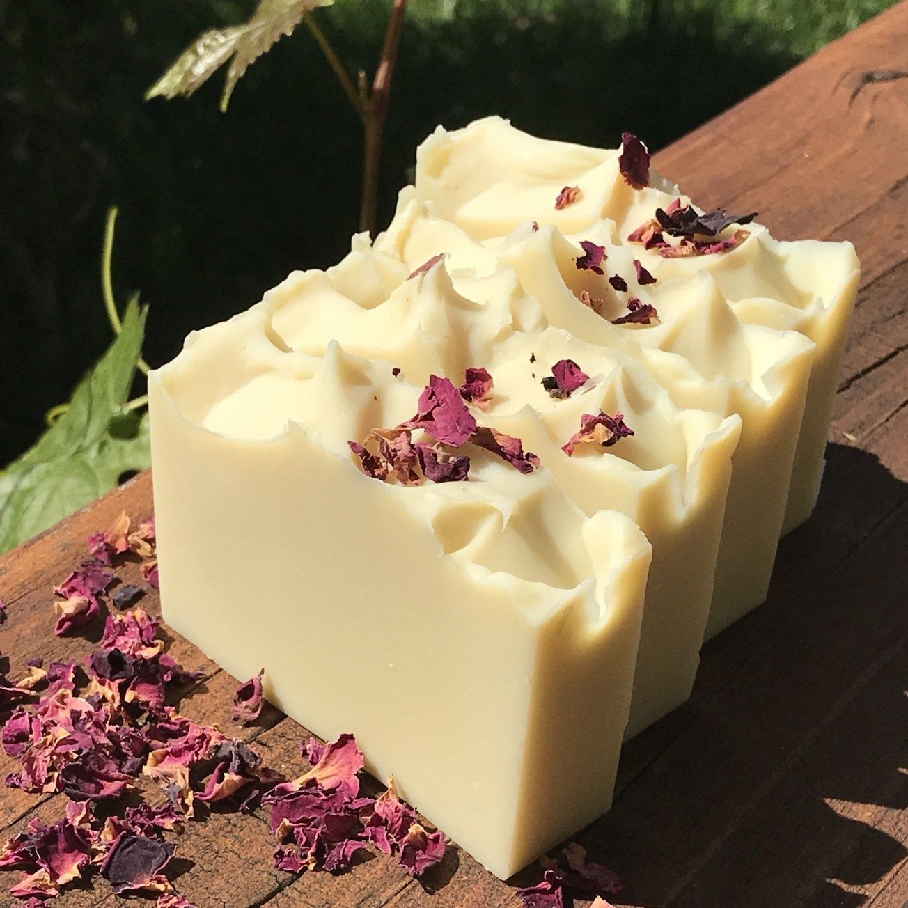 Beauty (shower) bar Moisturizing soap recipe, Homemade