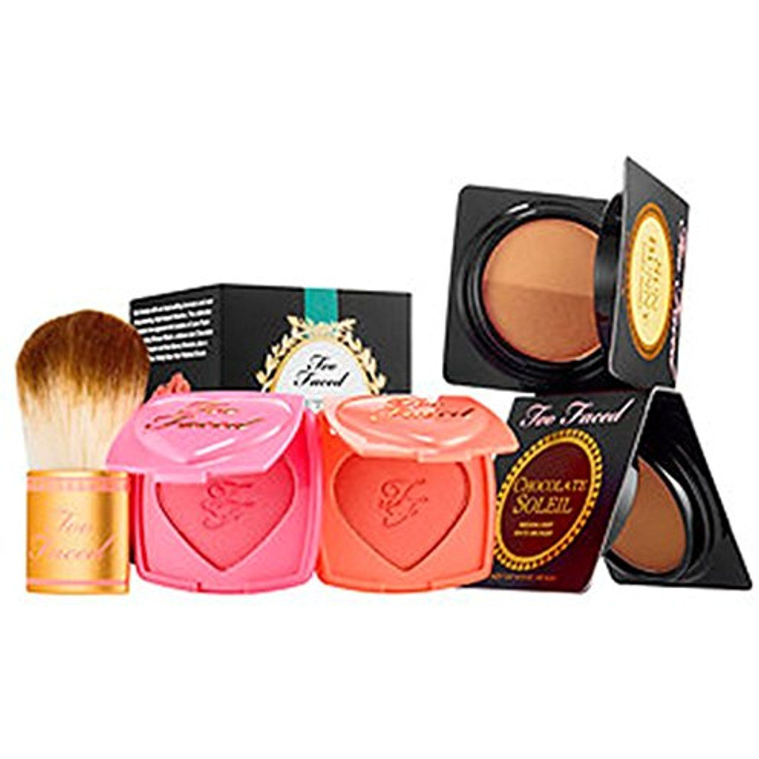 Too Faced Beautifully Blushed Cosmetic gift set