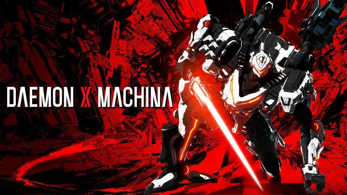 Daemon X Machina Japanese Launch Trailer Met Afbeeldingen