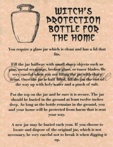 Details about Book of Shadows Spell Pages ** Pet Protection Spell
