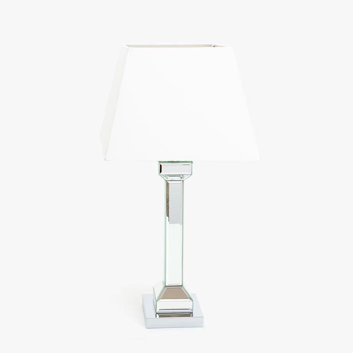 lampe base miroir zara home france giftryapp my. Black Bedroom Furniture Sets. Home Design Ideas