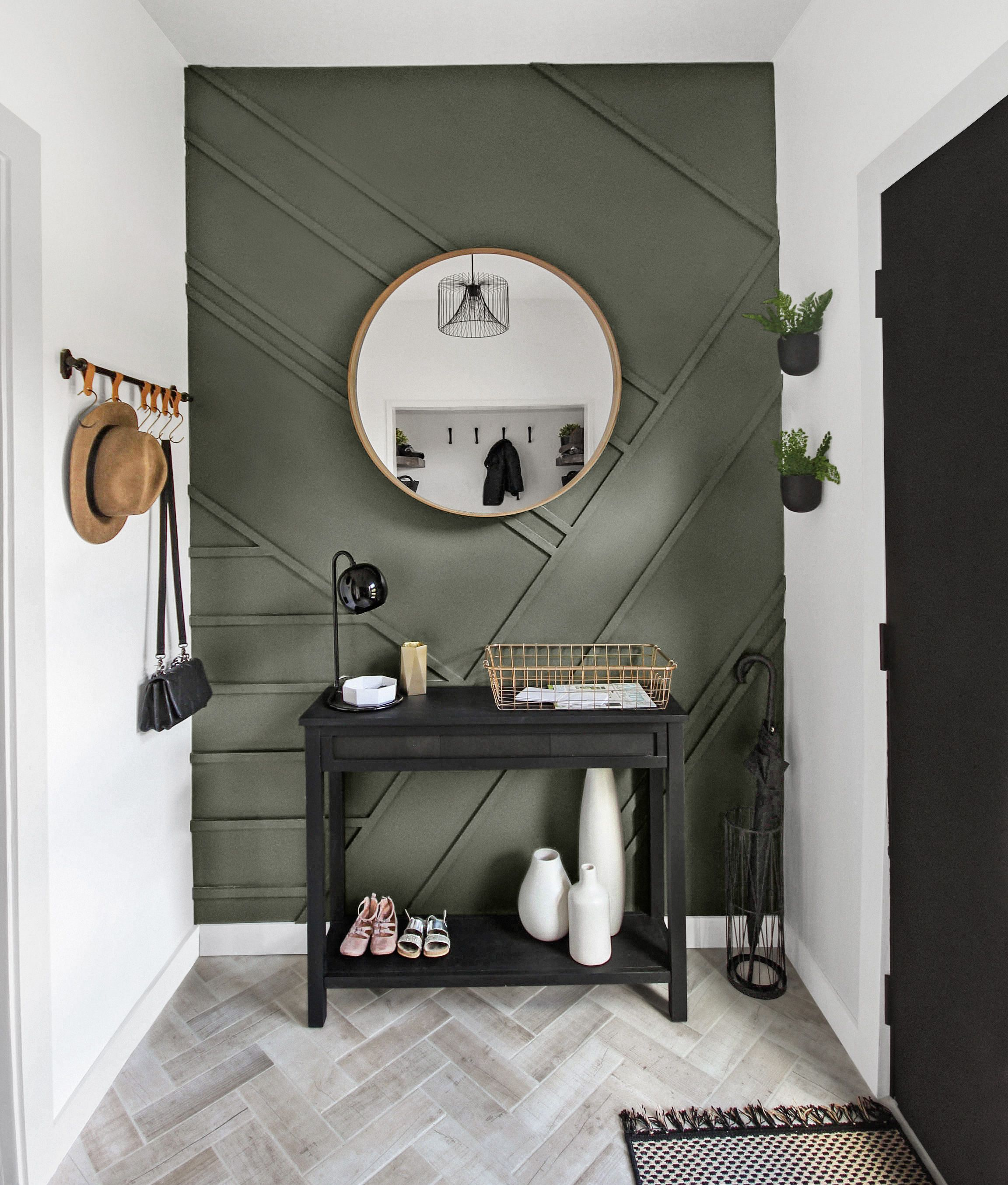 Modern Entryway for $514 - This Old House