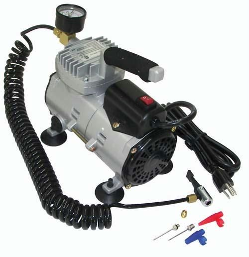 Ultra Quiet Air Compressor With Csa Approval 110 Volts Ac 1 8 Hp