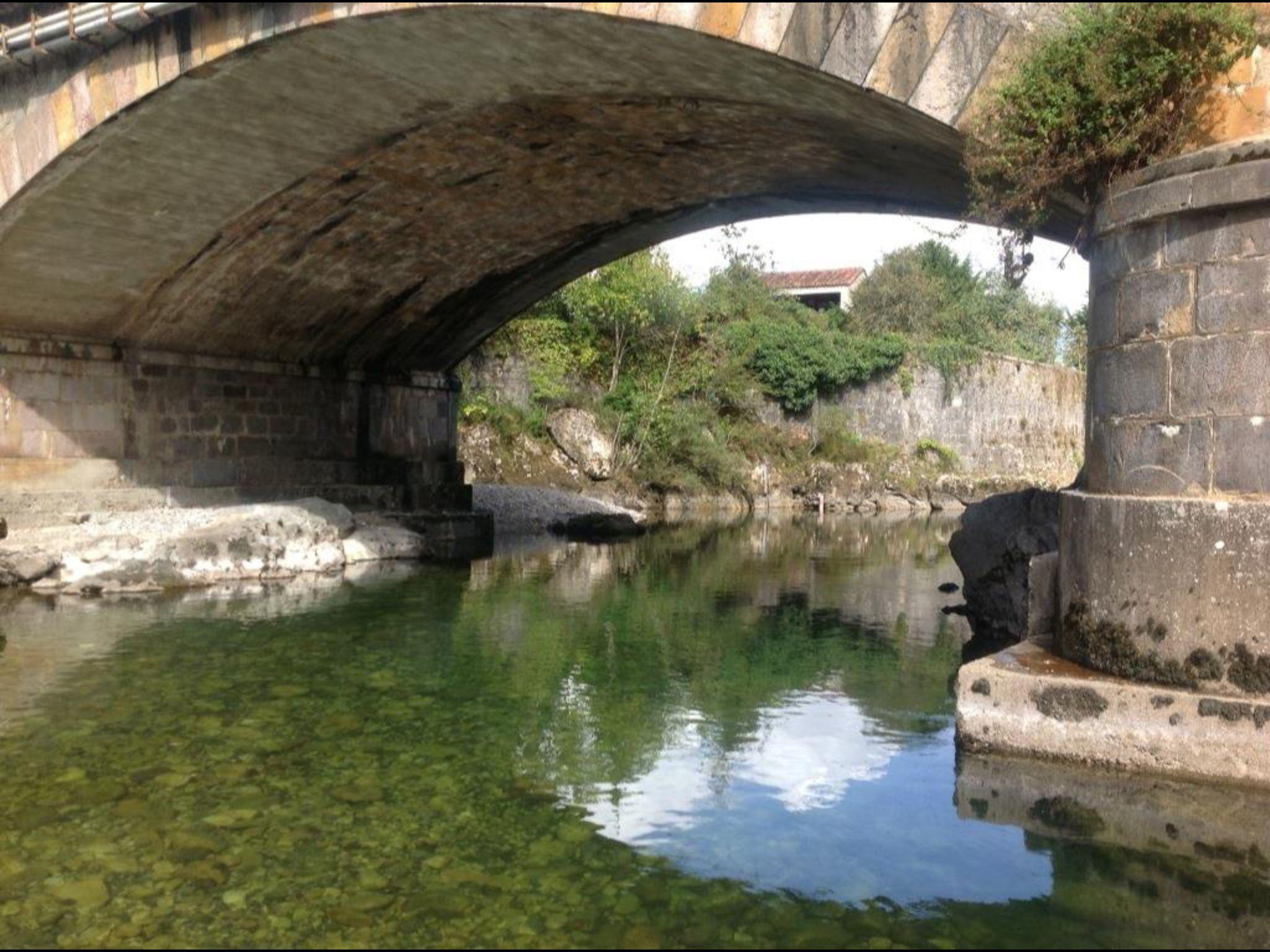 Puente romano-Cangas de Onis//Asturias 2013