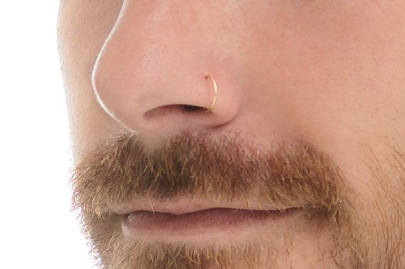 Fake Nose Ring Fake Nose Cuff Faux Nose Piercing Gold Nose Etsy Fake Nose Rings Nose Piercing Fake Nose