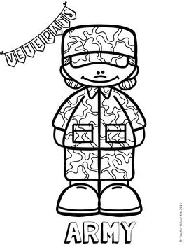 Veterans Day Veterans Day Coloring Page Veterans Day Veterans Day Activities