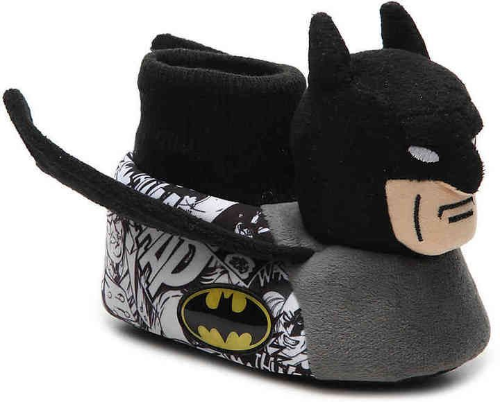 eaa79af0d4e DC Comics Boys Batman Toddler Slipper