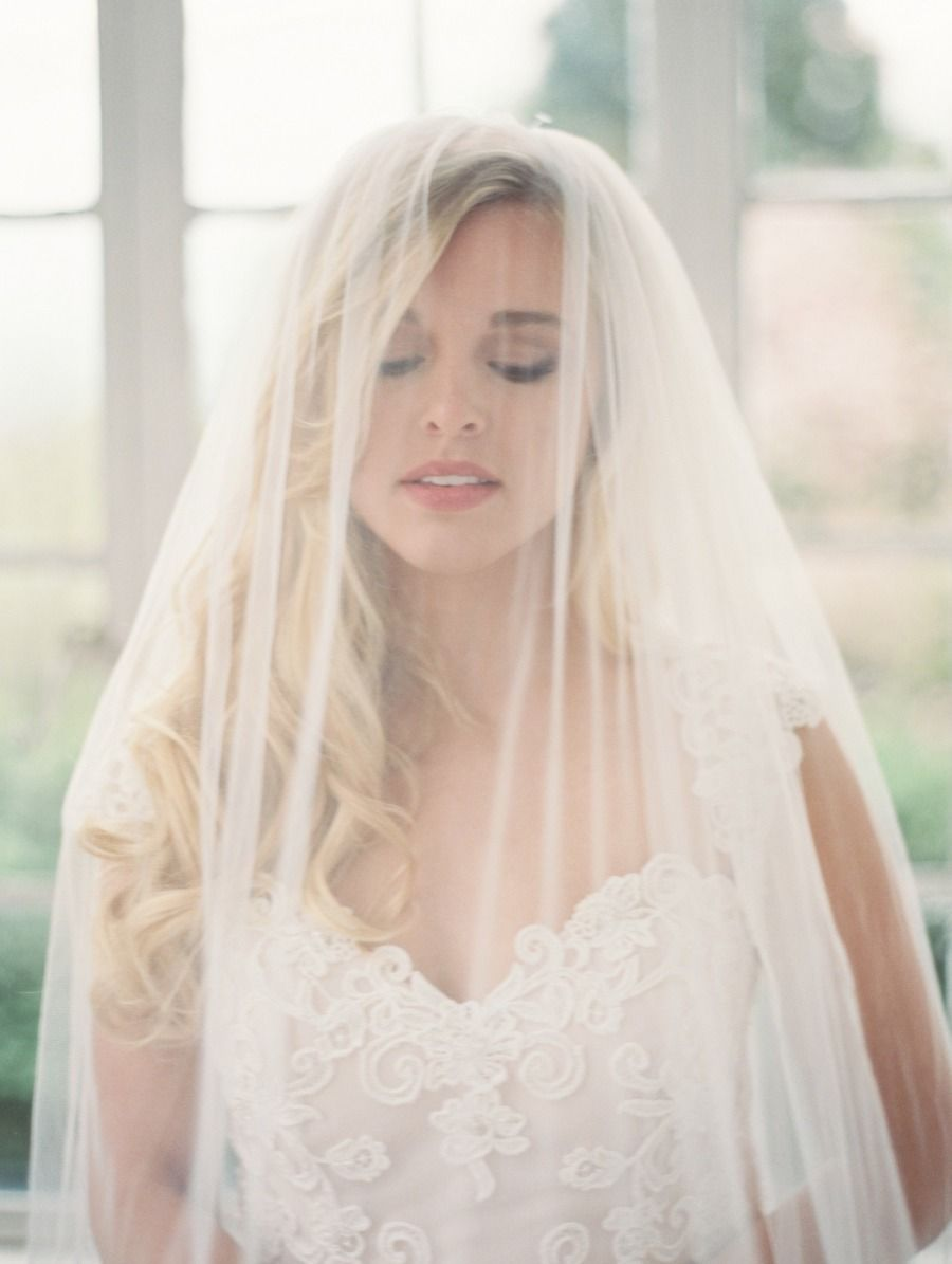 Southern belle wedding dresses  Romantic wedding hairstyle  natural wedding makeup  by  Southern