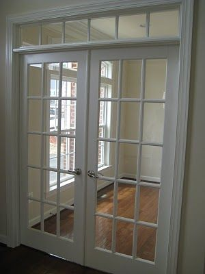 I really want my new office doors to look like this home office pinterest glass barn - Interior french doors for office ...