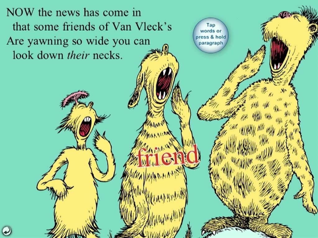 Dr. Seuss\'s Sleep Book video | Seuss! | Pinterest | Books ...