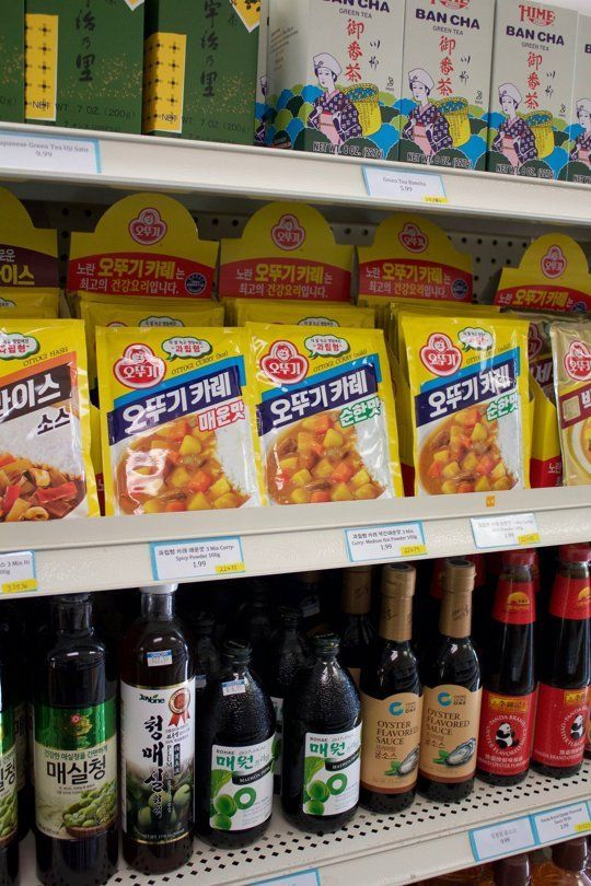 5 Essential Items To Buy From The Asian Grocery Store