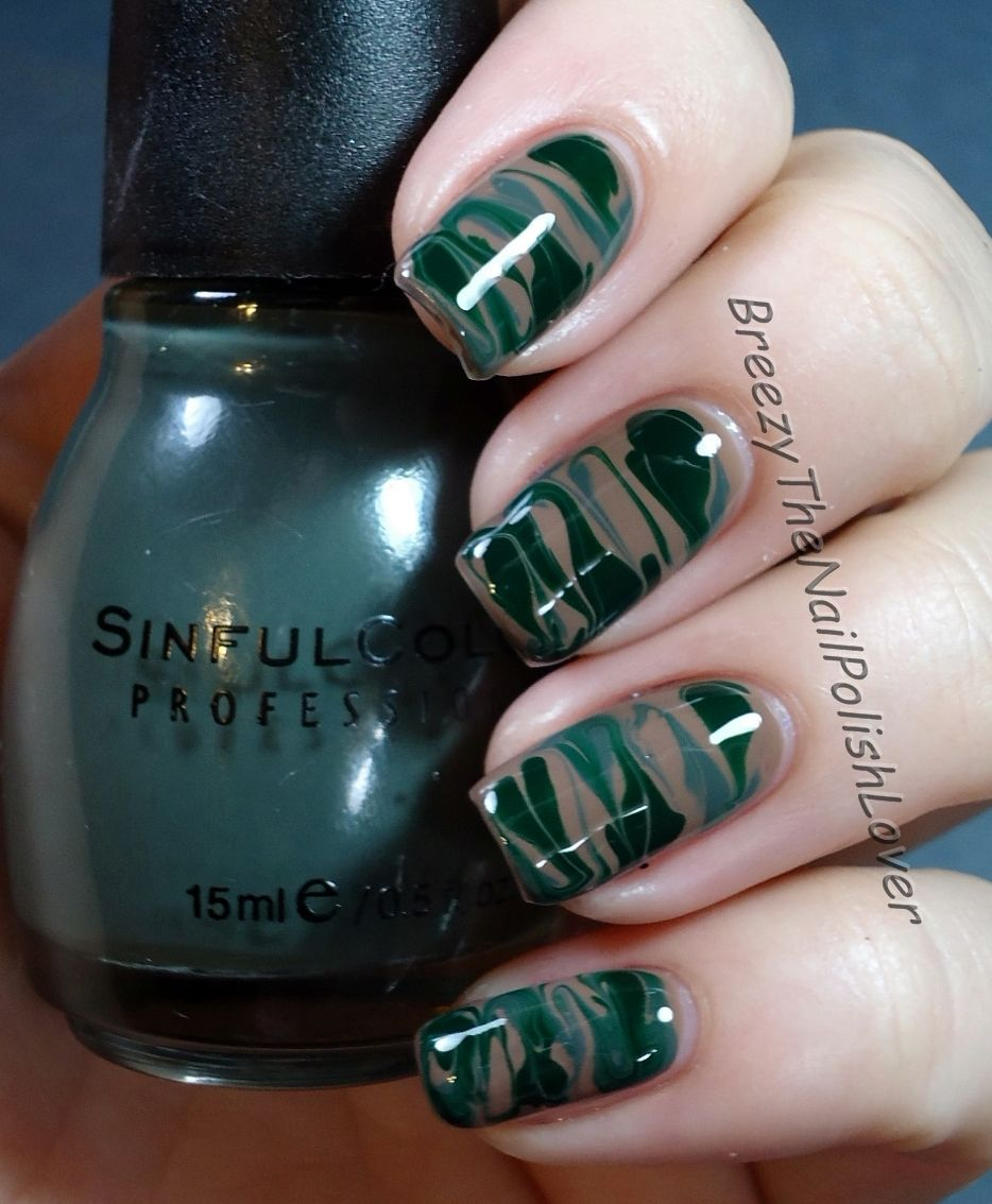 Sinful Colors - Nirvana, In The Mist, and Last Chance | Various Nail ...