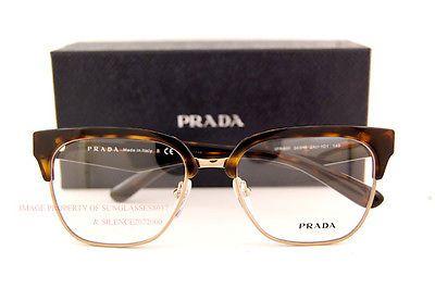 1998081d08a9 Brand New Prada Eyeglasses Frames 30R 30RV 2AU HAVANA SZ 54 Women ...