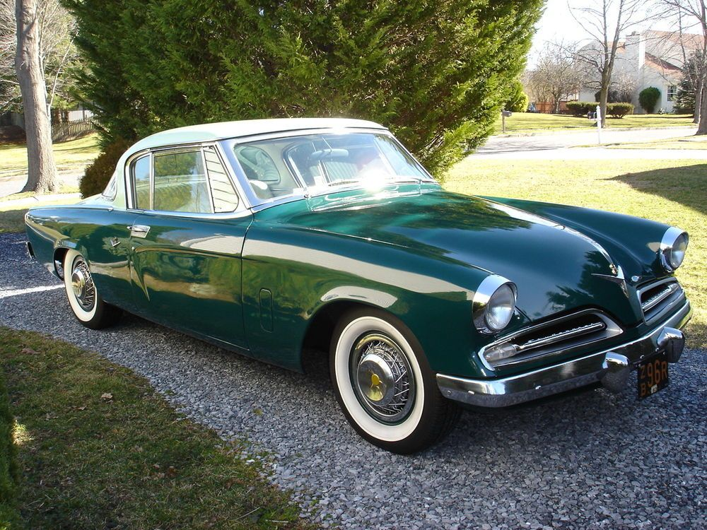 1953 Studebaker COMMANDER LOW MILEAGE TRI STAR | Motor car and Cars