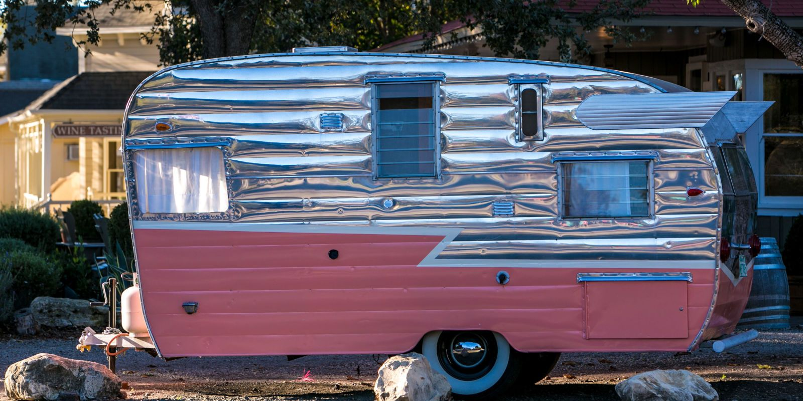 9 Of The Coolest Travel Trailers On The Road Vintage Travel