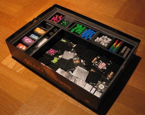 Need Help Making Foam Core Box Inserts Boardgamegeek Board Game Box Board Games Diy Foam Core