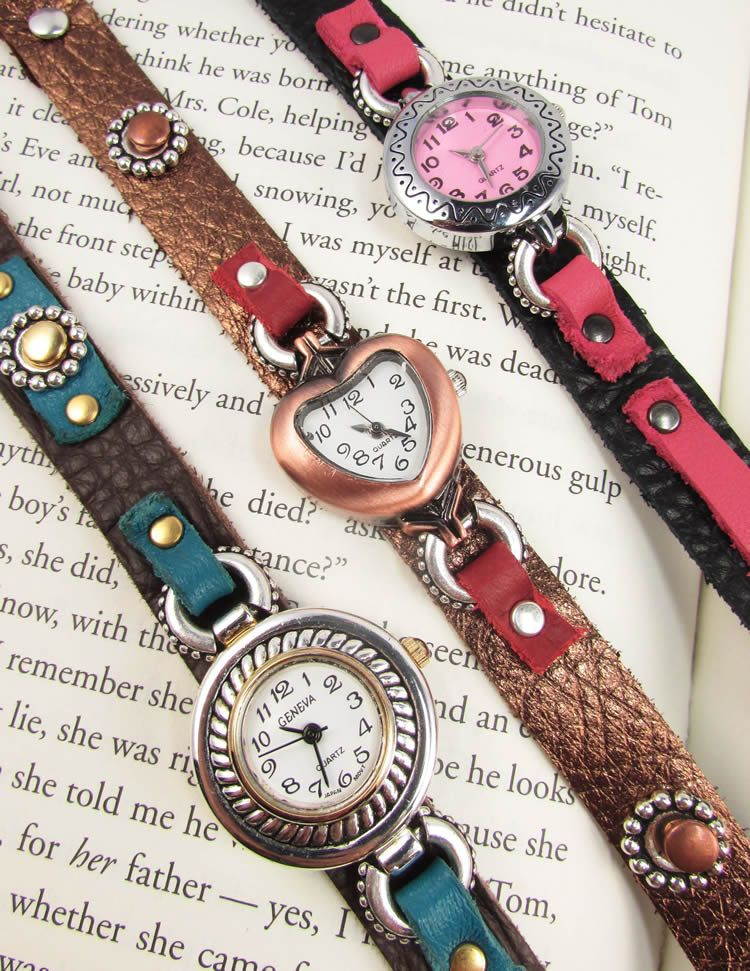 Watch Out It S Back To School Time Watch Bands Leather Watch