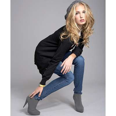 grey ankle boots outfit - Grey Ankle Boots Outfit Ankle Boots Outfit Ideas Pinterest