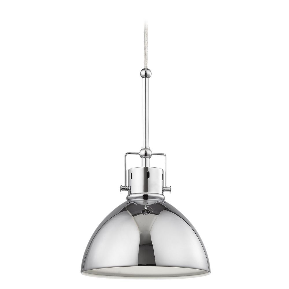 Mariner Polished Chrome Mini Pendant Light 2038 1 26 Destination Lighting