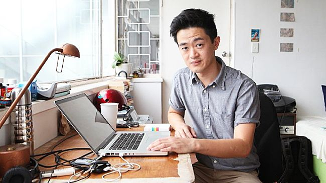 TAKE a look inside the life of popular young Australian author Benjamin Law. His break-out book, A Family Law, was an instant classic and was followed up by the outstanding Gaysia. When hes not writing, hes drinking. Tea. Because hes not a coffee guy.