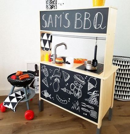 Best Kitchen Ikea Play Kids Rooms 38 Ideas Ikea Play Kitchen Ikea Kids Kitchen Diy Play Kitchen