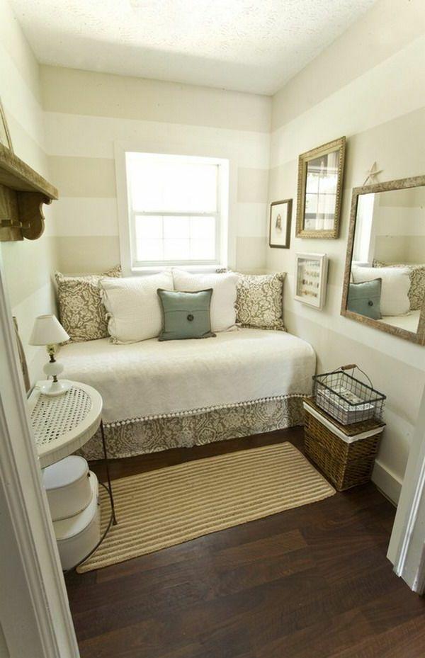 Kleines Schlafzimmer einrichten 80 Bilder mit Bildern ...