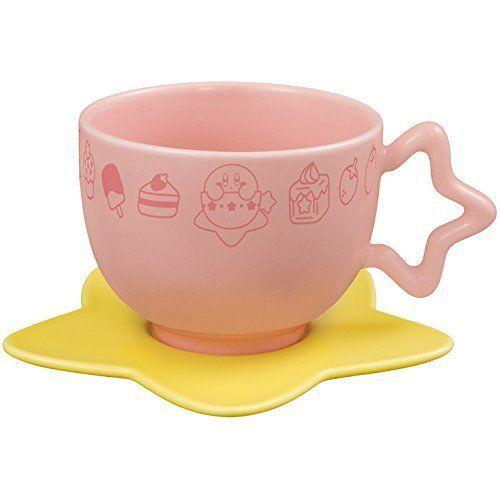 Kirby Mugs released by Ichiban Kuji -