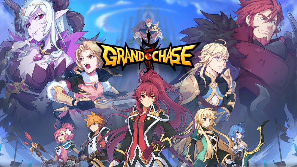 GrandChase, Dimensional Chaser, GrandChase, Official