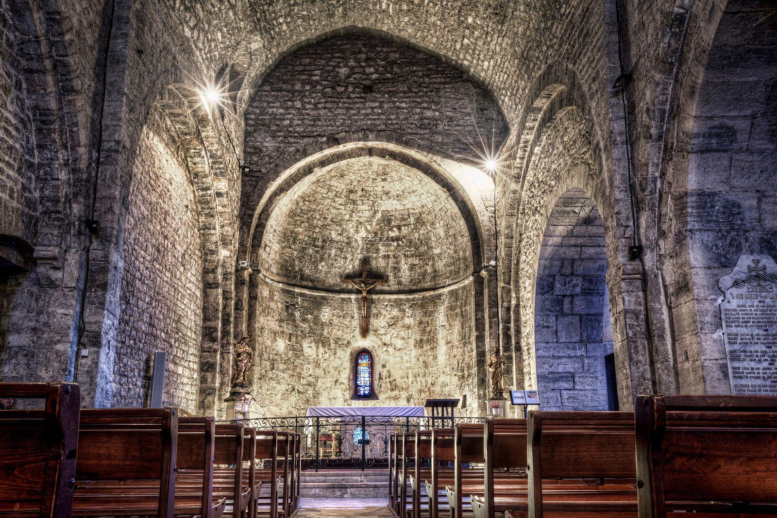 Le Castellet Medieval Church (France) Medieval, City