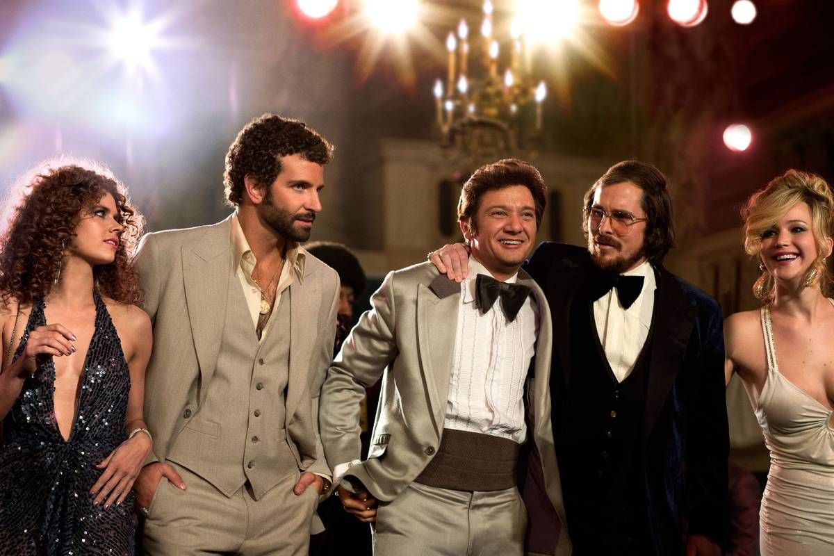 Clothes and Character 'American Hustle' http//www