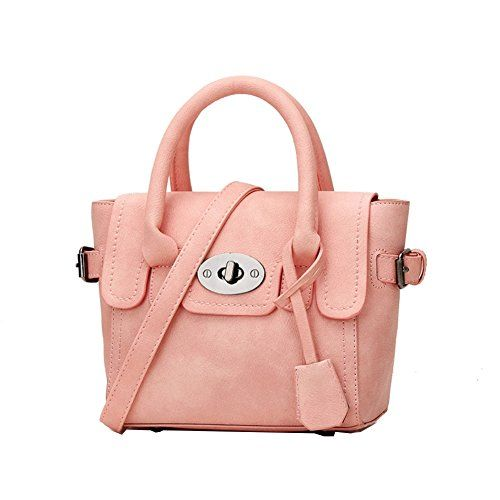 KSSIA HB-19083C1 Fashionable PU Leather OL Commuter Women's Handbag,Square Wings Bag >>> Be sure to check out this awesome product.
