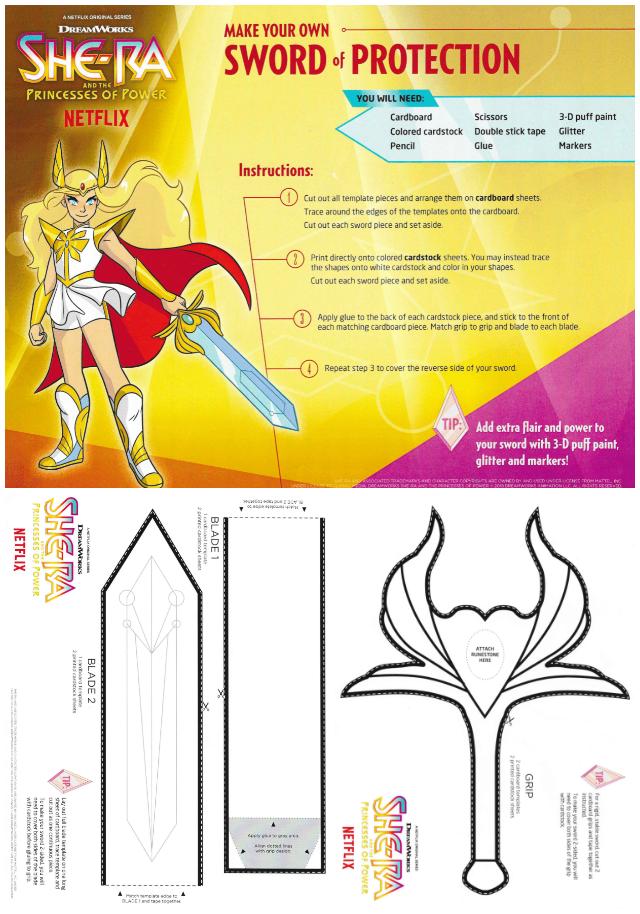 She-Ra Princess of Power Adora She-Ra New Edition Cosplay Costume Fancy Dress