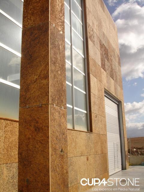 cuarcita carioca bronce cupa stone una piedra natural perfecta para fachadas