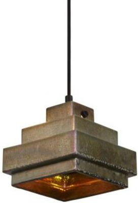 Lustre Light Square Pendant Metallic By Tom Dixon   Design Furniture And  Decoration With Made In Design