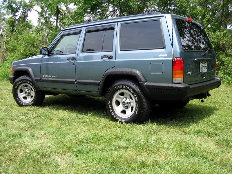 FS/FT 1998 Jeep Cherokee Sport NAXJA Forums North