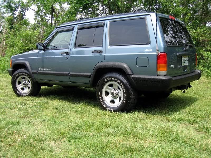 FS/FT 1998 Jeep Cherokee Sport NAXJA Forums North
