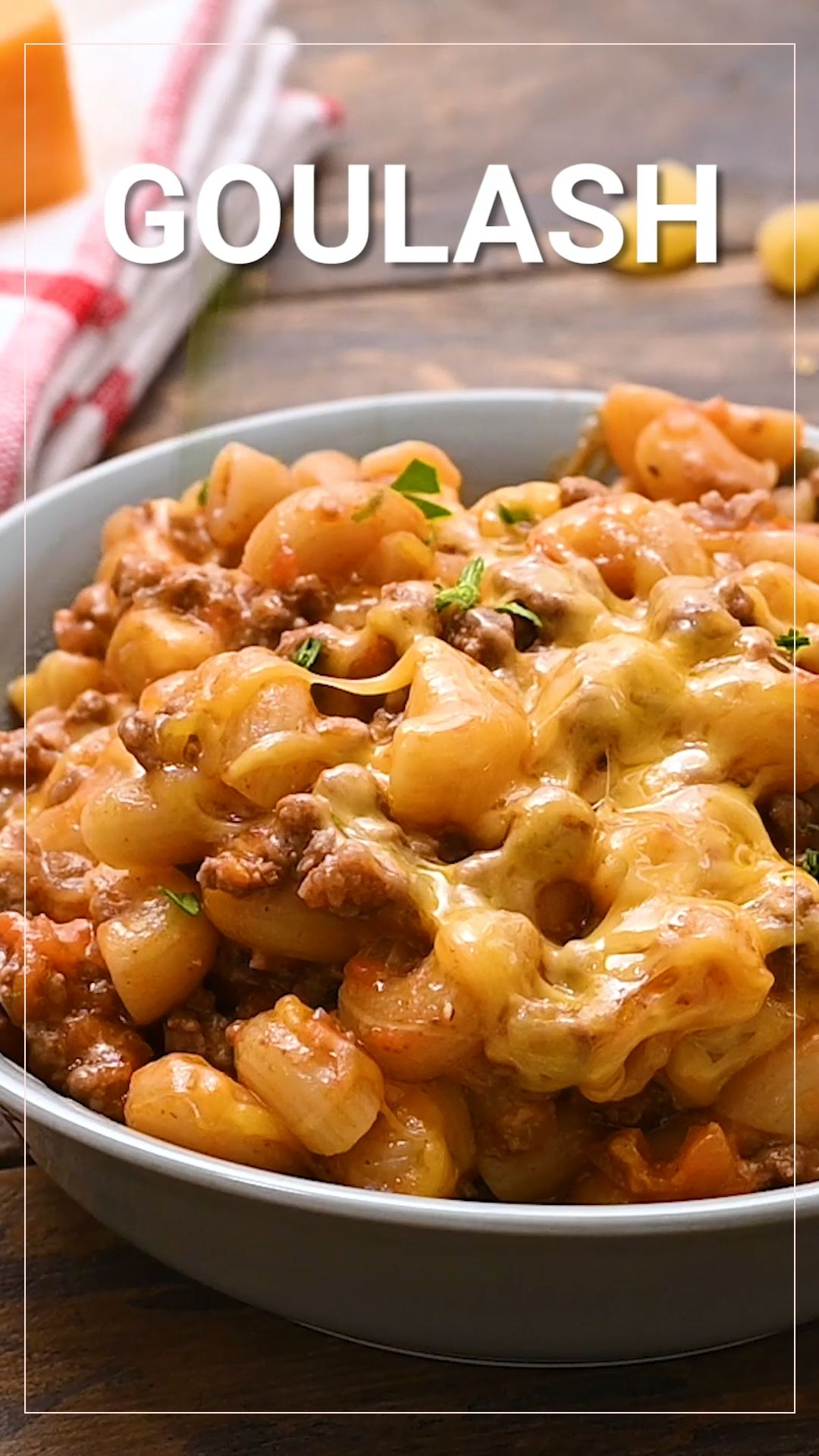 Ground Beef Recipes 67874 Traditional American Goulash Made In One Pot Is The Ea In 2020 Dinner With Ground Beef Ground Beef Recipes For Dinner Beef Recipes For Dinner