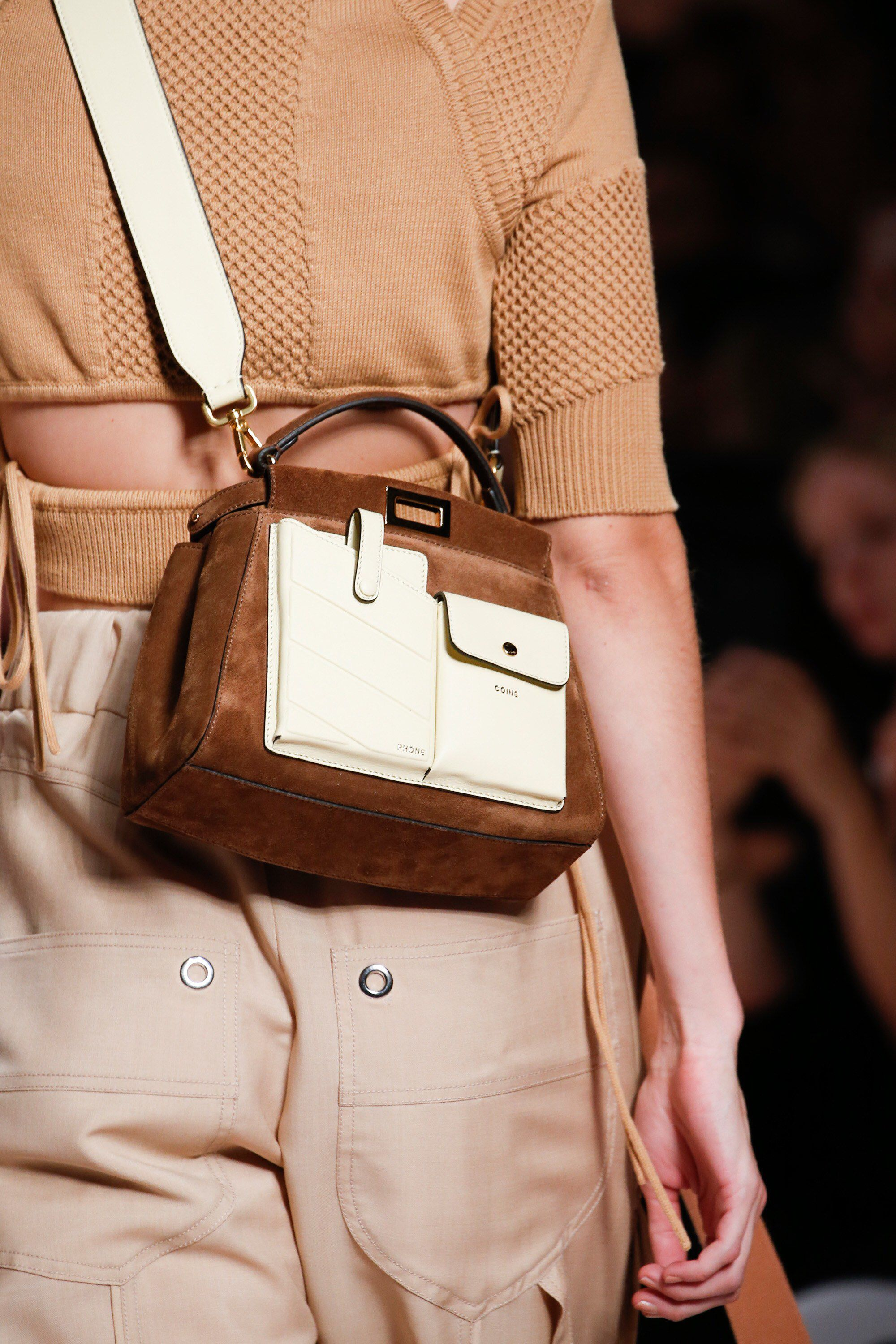 55d5c0df87e2 Fendi Spring 2019 Ready-to-Wear Fashion Show Details  See detail photos for  Fendi Spring 2019 Ready-to-Wear collection. Look 90