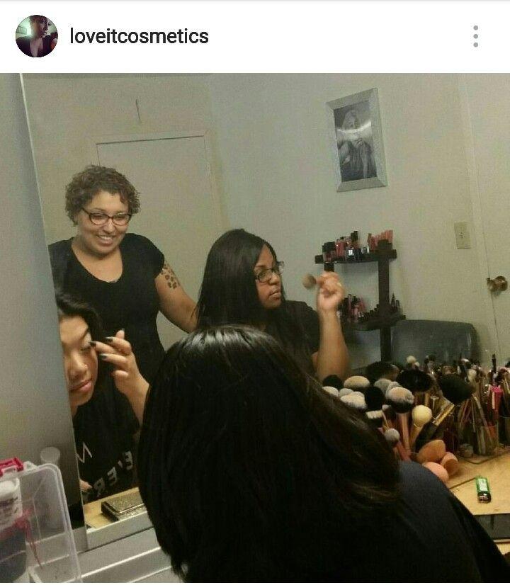Makeup class May 2016