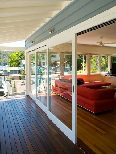 The Slide to Outside: 7 Ways to Use Sliding Glass Doors in Your Home Decor