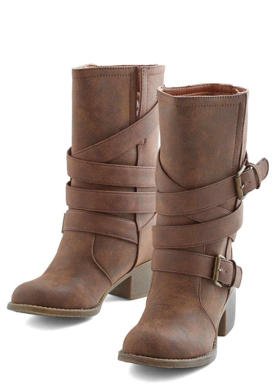 Road to the Ranch Boot in Russet